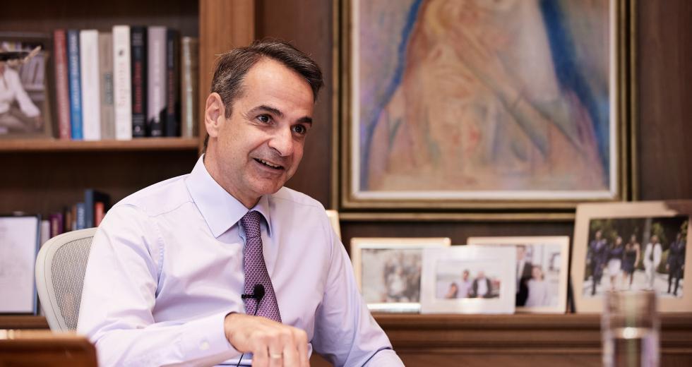 Κ. Μητσοτάκης: Ανοίγει η πλατφόρμα εμβολιασμού για τις 12 ετών και πάνω