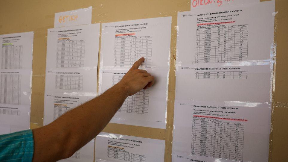 Πανελλαδικές εξετάσεις: Αυτή είναι η μέρα που ανακοινώνονται οι βαθμοί