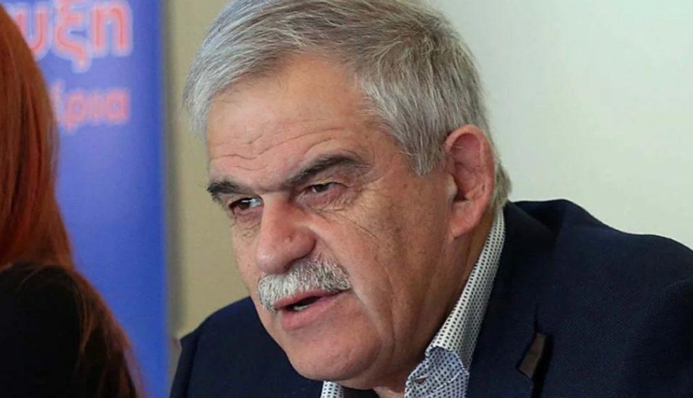 Ο Νίκος Τόσκας θέλει στον ΣΥΡΙΖΑ δεξιούς και εθνικιστές!