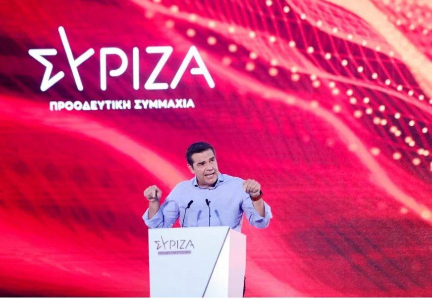 Τσίπρας από Θεσσαλονίκη: «Ας μάς πάει σε πρόωρες εκλογές ο Μητσοτάκης και θα φάει τα μούτρα του!» (video)