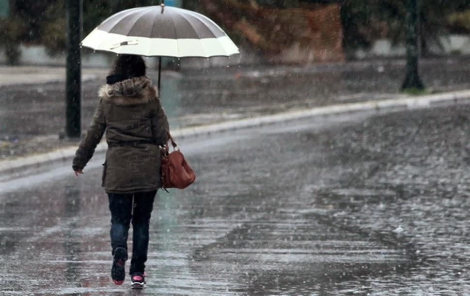 Επιδείνωση καιρού: Οδηγίες Πολιτικής Προστασίας για την ασφάλεια των πολιτών