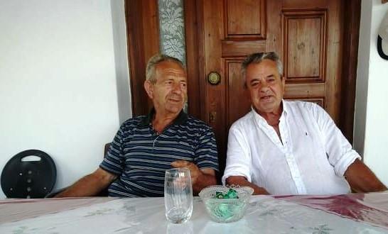 Επίσκεψη σε 5 κοινότητες του Β.Α Βοΐου του Αντιπεριφερειάρχη Κοζάνης