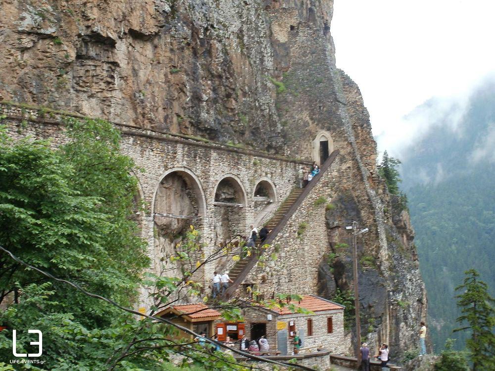 Τουρκικές αρχές δεν επέτρεψαν σε Ελληνες να ταξιδέψουν στην Παναγία Σουμελά,πτολεμαιδα,εορδαια,eordaialive.com