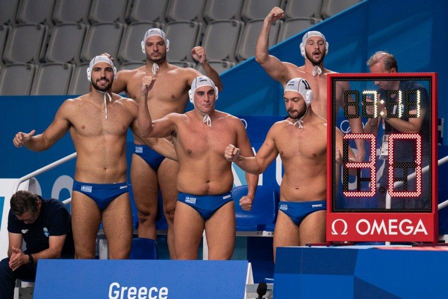 Ολυμπιακοί Αγώνες : Εθνική πόλο – Στον τελικό με νίκη επί της Ουγγαρίας