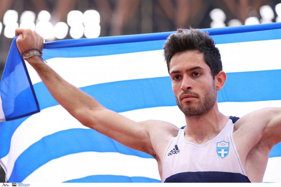«Κάηκαν» και ξενύχτησαν τα Γρεβενά για τον χρυσό Ολυμπιονίκη Μίλτο Τεντόγλου