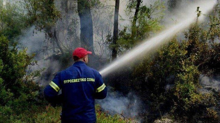 Φωτιές Ελλάδα: Δημοσιεύτηκε η Πράξη Νομοθετικού Περιεχομένου – Στα 120.000€ το ανώτερο ποσό