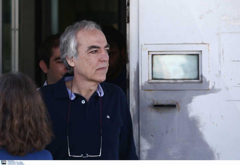 Αίτημα αποφυλάκισης κατέθεσε ο Δημήτρης Κουφοντίνας