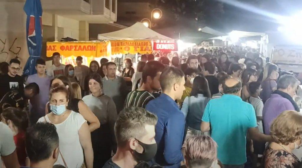 Εordaialive.com: Δείτε βίντεο από την Εμποροπανήγυρη του Αγίου Ιωάννου του Προδρόμου στην Πτολεμαΐδα χθες Σάββατο 28/8/2021