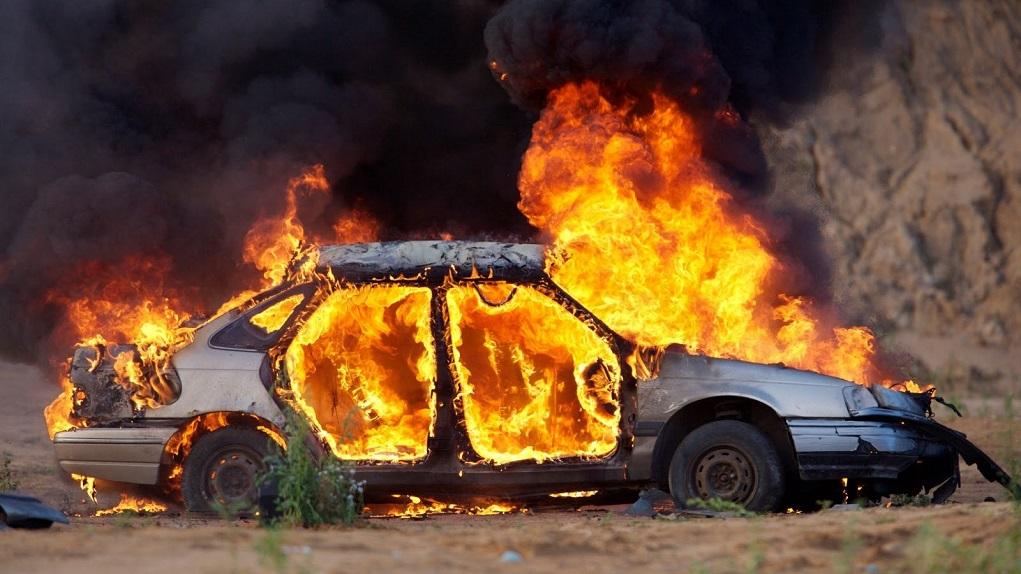 Ιωάννινα: Απανθρακώθηκε 63χρονος όταν πήρε φωτιά το αυτοκίνητό του
