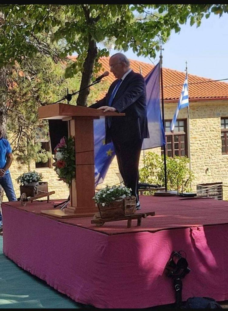 Ο βουλευτής Κοζάνης Μιχάλης Παπαδόπουλος συμμετείχε στις εορταστικές εκδηλώσεις για την επέτειο των 150 χρόνων προσφοράς των εκπαιδευτηρίων ΤΣΟΤΥΛΙΟΥ, εκπροσωπώντας τη Βουλή των Ελλήνων.