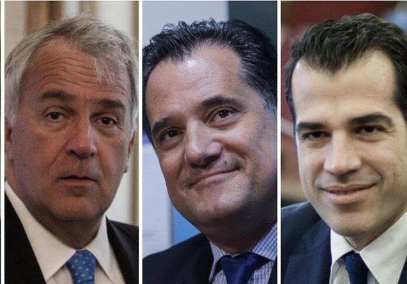 Δεξιά (σκληρή) στροφή: Η «τριάδα» του …ΛΑΟΣ σε κομβικά υπουργεία