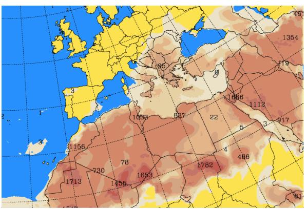 Δυτική Μακεδονία: Μεταφορά σκόνης από την Αφρική