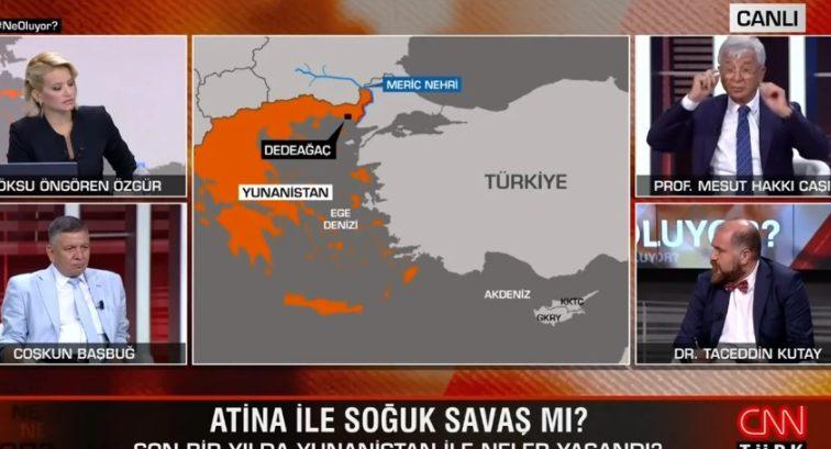 Σύμβουλος Ερντογάν: Ένας κανονικός Έλληνας δεν πρέπει να καβγαδίζει με Τούρκο, διότι ξέρει ότι θα φάει ξύλο