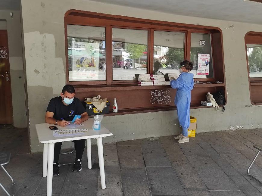 Δήμος Κοζάνης: Αρνητικά όλα τα rapid tests στην κεντρική πλατεία