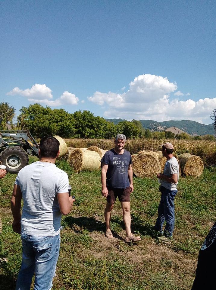 eordaialive.com: Εορδαία: Κτηνοτρόφοι έστειλαν ζωοτροφές στους πυρόπληκτους συναδέλφους τους στη Β. Εύβοια