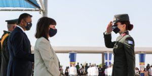 ΣτΕ: Αντισυνταγματικό το πλαφόν ύψους στις γυναίκες για κατάταξη στις στρατιωτικές σχολές