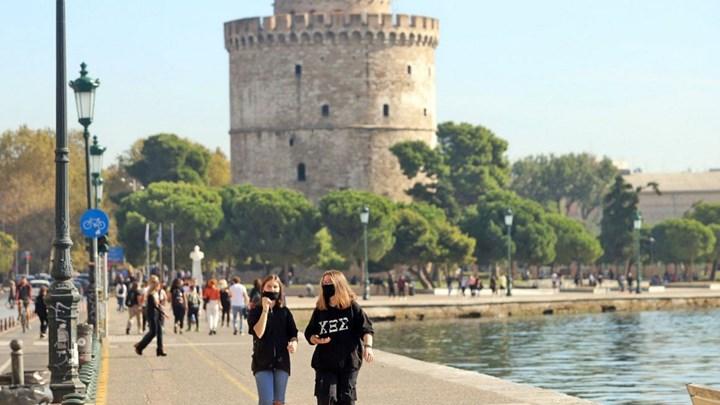 """Κορονοϊός: Και επίσημα στο """"κόκκινο"""" Θεσσαλονίκη, Χαλκιδική, Κιλκίς και Λάρισα"""