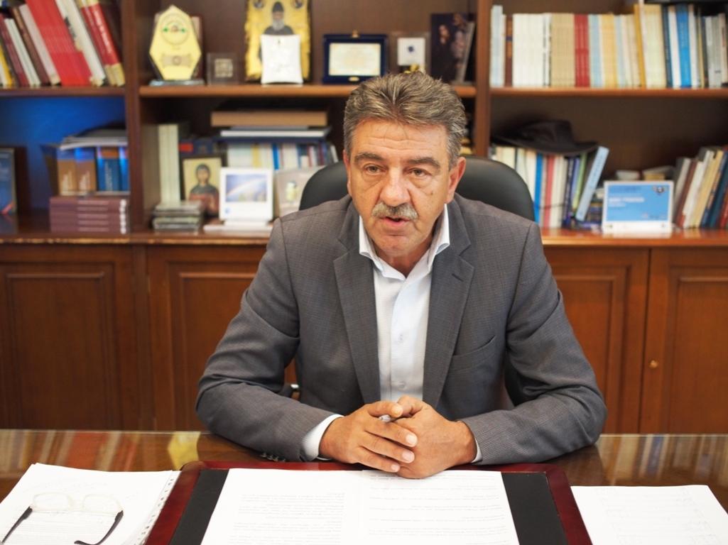 """Δήμαρχος Γρεβενών: """"Δραματική μείωση των εισακτέων στο Πανεπιστήμιο Δυτικής Μακεδονίας"""""""