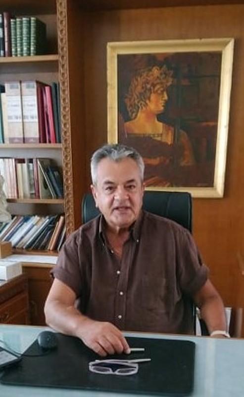 Εισηγήσεις Αυγούστου του Αντιπεριφερειάρχη Κοζάνης Γρηγόρη Τσιούμαρη