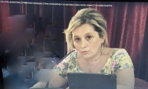 Aθηνα Τερζοπούλου: ''Στάσιμη η αξιοποίηση του χώρου της πρώην ΑΕΒΑΛ; Από λόγια χορτάσαμε, θα δούμε Έργα;''
