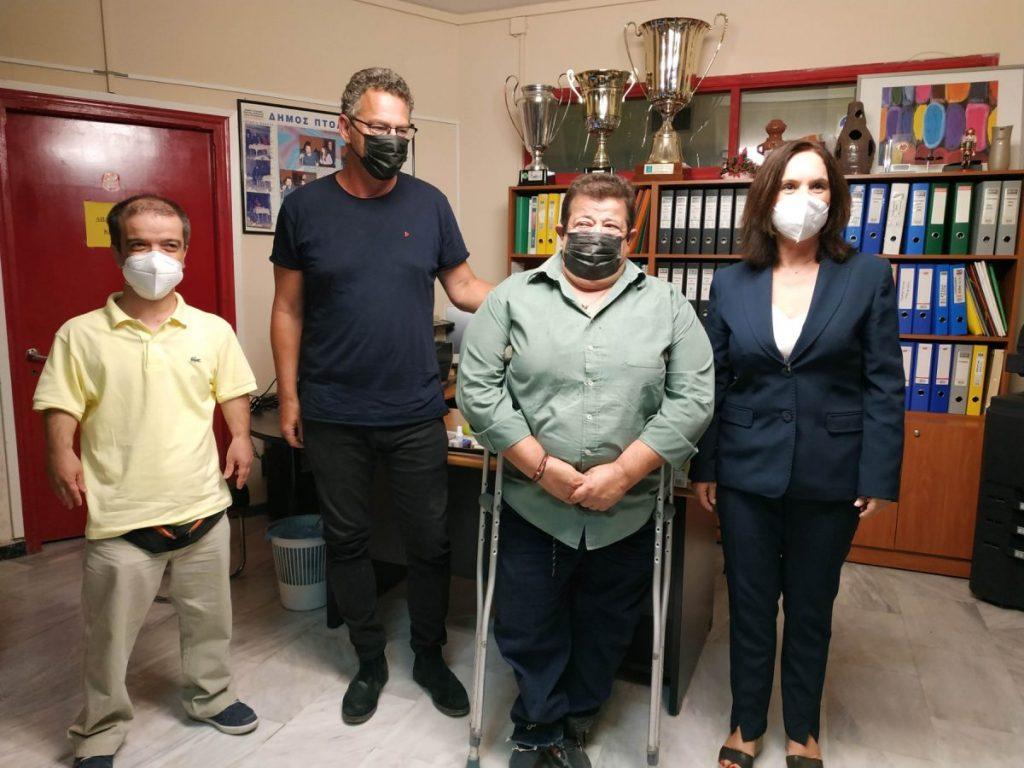 «Καλλιόπη Βέττα – N.E. ΣΥΡΙΖΑ Κοζάνης: Συναντήσεις με φορείς της Π.Ε. Κοζάνης μαζί με τον Ευρωβουλευτή του ΣΥΡΙΖΑ Π.Σ. κ. Κώστα Αρβανίτη»