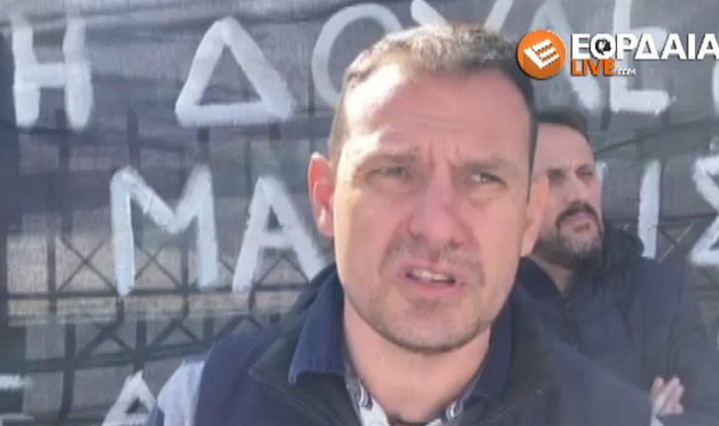 Eordaialive.com: Κοζάνη: Υγειονομικοί (σε αναστολή) : Όλα όσα ειπώθηκαν, κατά τη χθεσινή συνάντηση με τον υπουργό υγείας Θάνο Πλεύρη (βίντεο)
