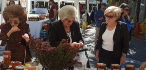 eordaialive.com: Πραγματοποιήθηκε η 4η Γιορτή Μελιού στην Πτολεμαΐδα (3 βίντεο)