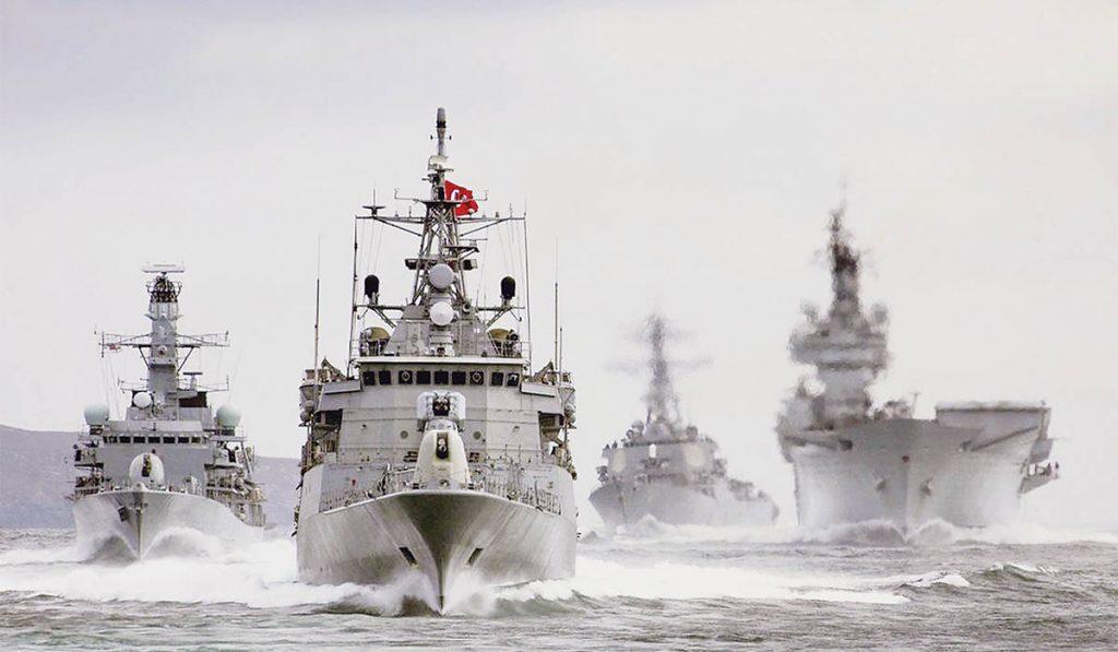Οι Τούρκοι αμφισβητούν την κυριαρχία νησιών μας