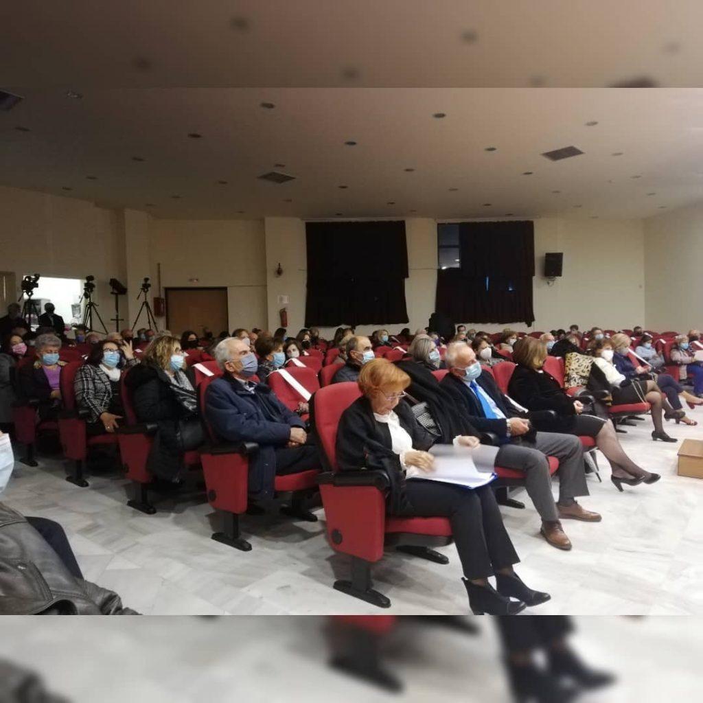 """Εκδήλωση-ομιλία με θέμα """"Η συμμετοχή της Θράκης στην Επανάσταση του 1821"""". της Θρακικής Εστίας Εορδαίας (βίντεο-φωτο)"""