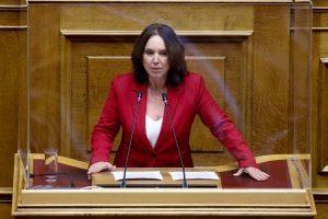 «Καλλιόπη Βέττα:Το Υπουργείο Πολιτισμού δρα με προχειρότητα στο εξωτερικό και με αναλγησία στο εσωτερικό– Εισήγηση στη Βουλή για την κύρωση συμφωνίας συνεργασίας με την Πολωνία»