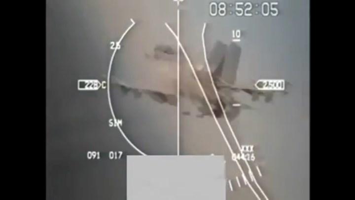 Παραλίγο ατύχημα με τουρκικό F-16 στο Αιγαίο – Ο επικίνδυνος ελιγμός