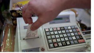 Ταμειακές μηχανές: Τι προβλέπει η τροπολογία για το υπαίθριο εμπόριο - Ποιοι εξαιρούνται