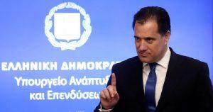 Γεωργιάδης: Πιθανά νέα μέτρα ελάφρυνσης των νοικοκυριών
