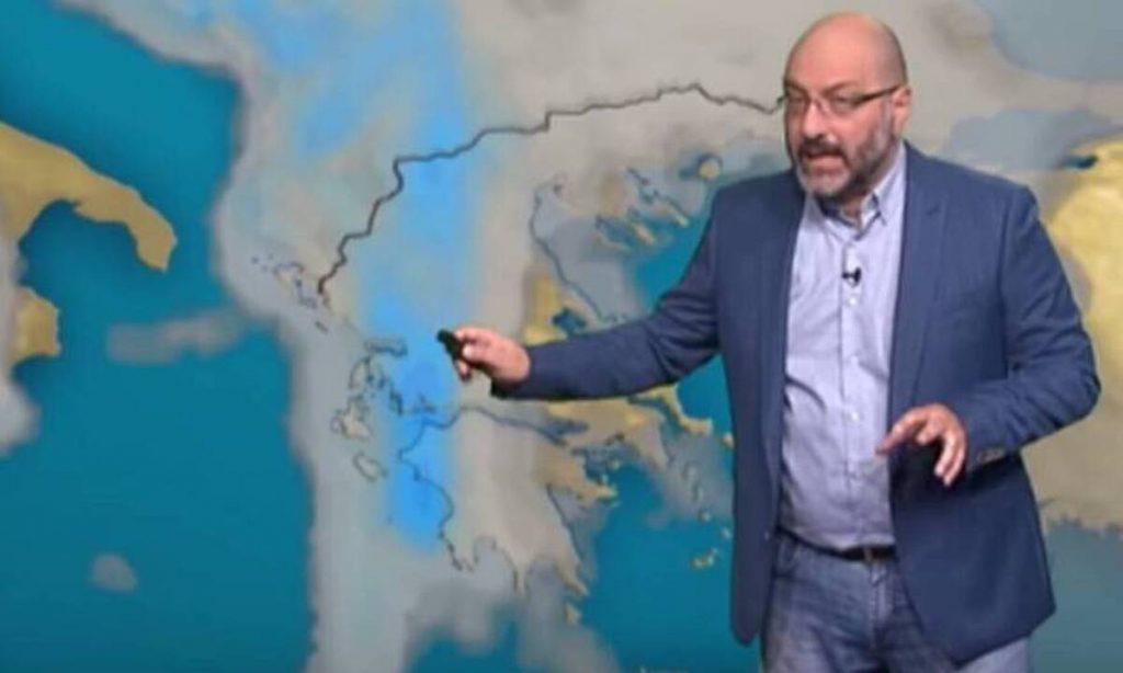 Σ.Αρναούτογλου-Έντονα Καιρικά Φαινόμενα: Μεγάλη προσοχή στην Αττική – Χιόνια στη Μακεδονία