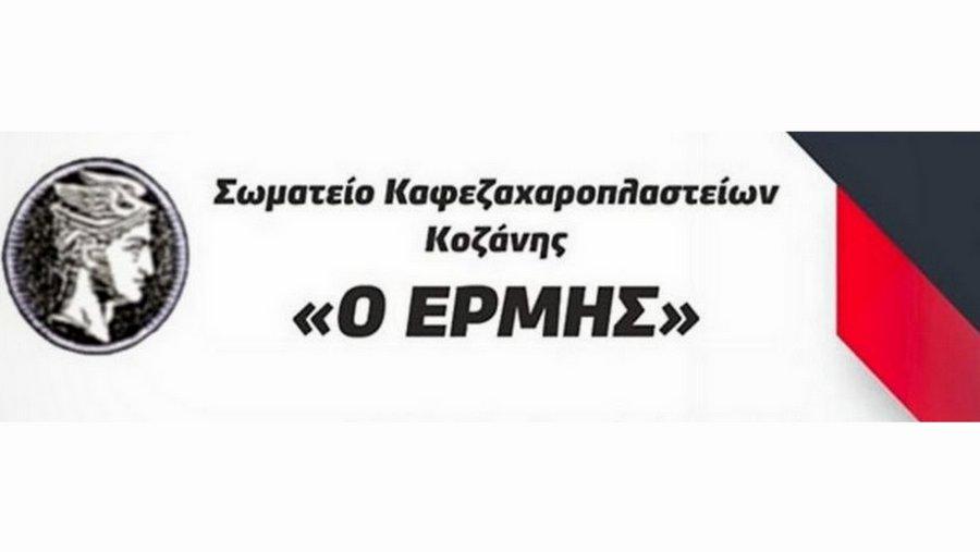 """Σωματείο Εστίασης Κοζάνης """"Ερμής : ''Συμμετέχουμε στην παράσταση διαμαρτυρίας, σήμερα Παρασκευή έξω από το κτήριο της Περιφέρειας Δυτικής Μακεδονίας δηλώνοντας την αντίθεση μας στην παραπέρα ιδιωτικοποίηση της ΔΕΗ αλλά και στις οικονομικές, κοινωνικές επιπτώσεις από την απολιγνιτοποίηση στην περιοχή μας''"""