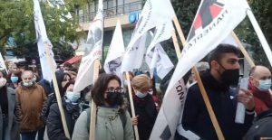 Eordaialive.com: Πτολεμαΐδα - Στιγμιότυπα από την ομιλία του προέδρου της ΓΕΝΟΠ ΔΕΗ Γιώργου Αδαμίδη - Πλάνα από την πορεία διαμαρτυρίας (βίντεο)