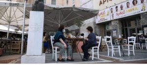 Στοπ στα παραθυράκια για τους ανεμβολίαστους σε καφέ, μπαρ και εστιατόρια