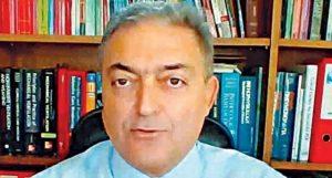 Θεόδωρος Βασιλακόπουλος: «Επέκταση υποχρεωτικότητας εμβολιασμού αντί για lockdown»