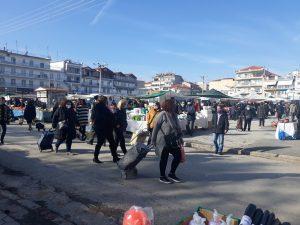 Πτολεμαΐδα: Απεργούν οι πωλητές Λαϊκών αγορών