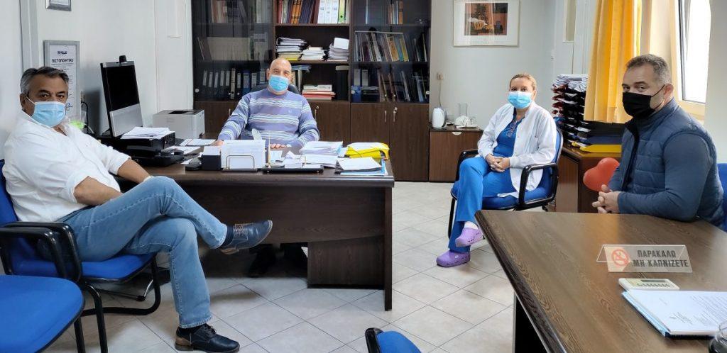 Π.Ε. Κοζάνης: Δημιουργία- Λειτουργία Οδοντιατρείου ΑΜΕΑ στο Μαμάτσειο Νοσοκομείο Κοζάνης