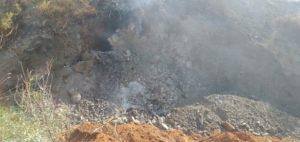 Λήψη μέτρων ασφαλείας στην περιοχή του Δημόσιου Λιγνιτωρυχείου Βεγόρας